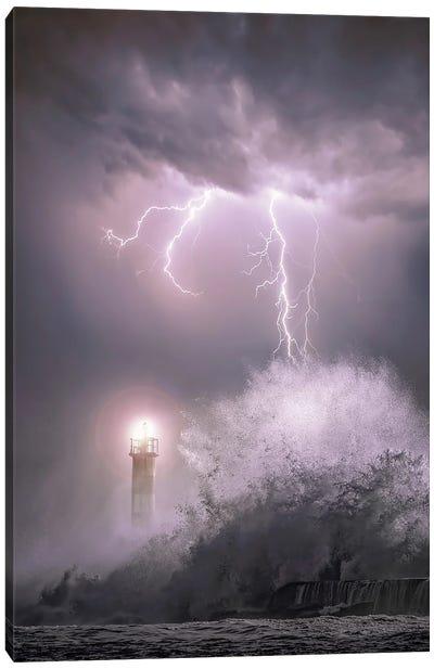 Rainstorm Canvas Art Print