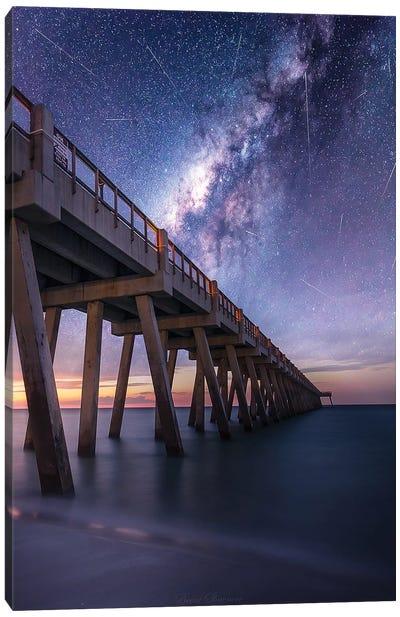 Pensacola Beach Dreams Canvas Art Print
