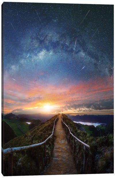 Azore Dreams Canvas Art Print
