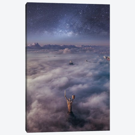 Ukraine Magic Canvas Print #BSV82} by Brent Shavnore Canvas Artwork