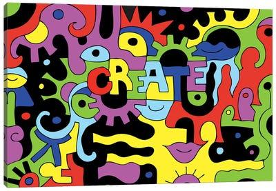 Create Canvas Art Print