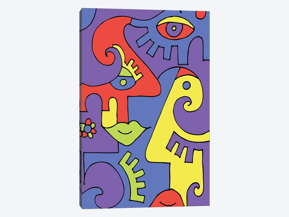 Space by Billy The Artist 1-piece Art Print