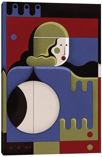 Vilma Canvas Art Print
