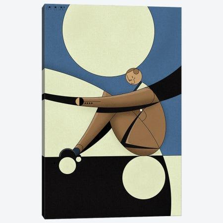 Errol Canvas Print #BTG76} by John Battalgazi Canvas Artwork