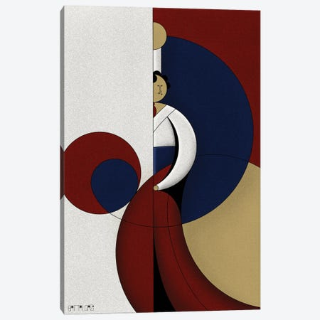Fairbanks Canvas Print #BTG77} by John Battalgazi Canvas Wall Art