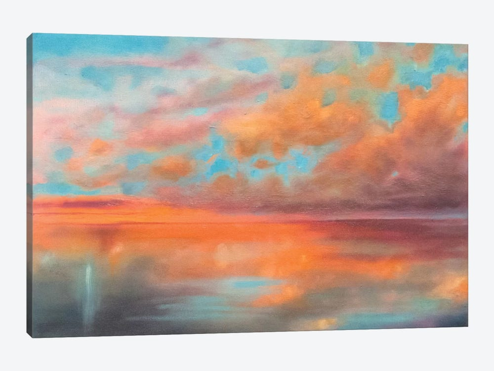 As Above, So Below by Marabeth Quin 1-piece Canvas Wall Art