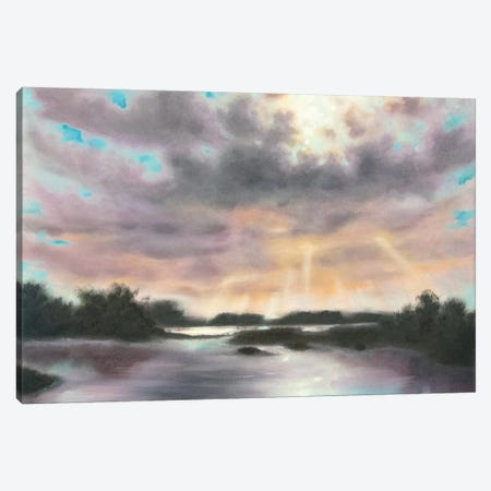 Dreams Dawning Canvas Print #BTH2} by Marabeth Quin Canvas Wall Art