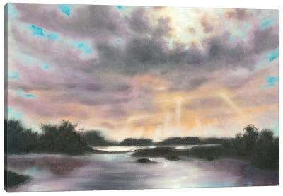 Dreams Dawning Canvas Art Print