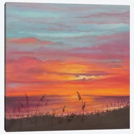 Niihau Aglow Canvas Print #BTH3} by Marabeth Quin Canvas Wall Art