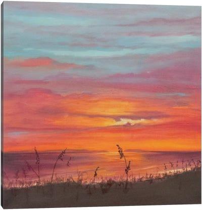 Niihau Aglow Canvas Art Print