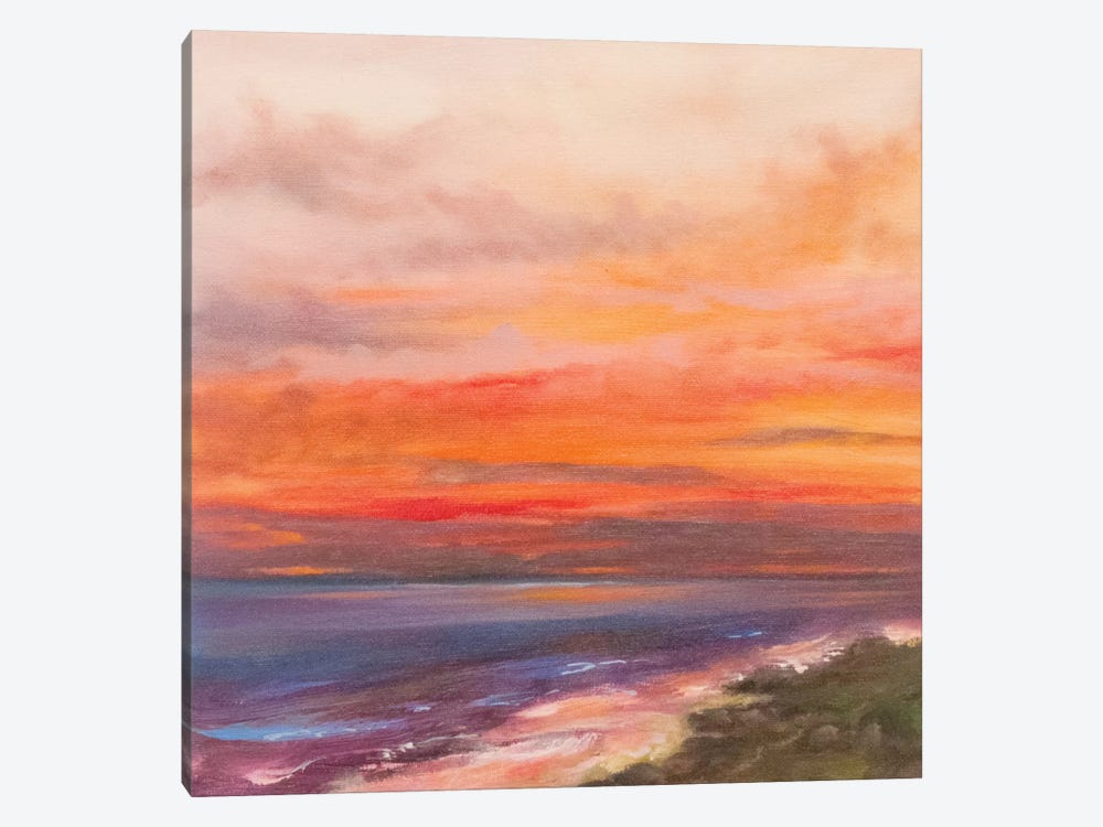 The Calm Of The Wild by Marabeth Quin 1-piece Canvas Print