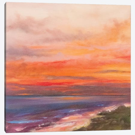 The Calm Of The Wild Canvas Print #BTH4} by Marabeth Quin Canvas Print