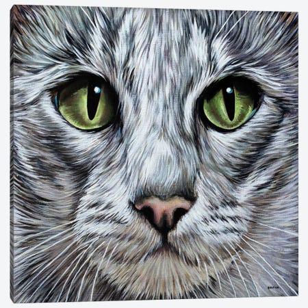 Milo Canvas Print #BTN23} by Clara Bastian Art Print