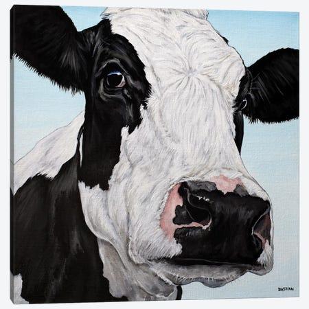 Minnie Canvas Print #BTN24} by Clara Bastian Canvas Wall Art
