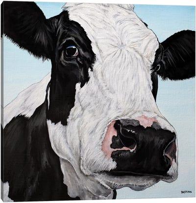 Minnie Canvas Art Print