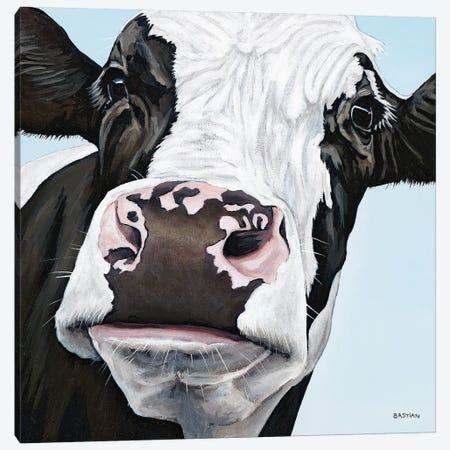 Molly Canvas Print #BTN26} by Clara Bastian Canvas Art