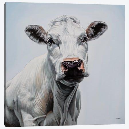 Blanche Canvas Print #BTN2} by Clara Bastian Canvas Art