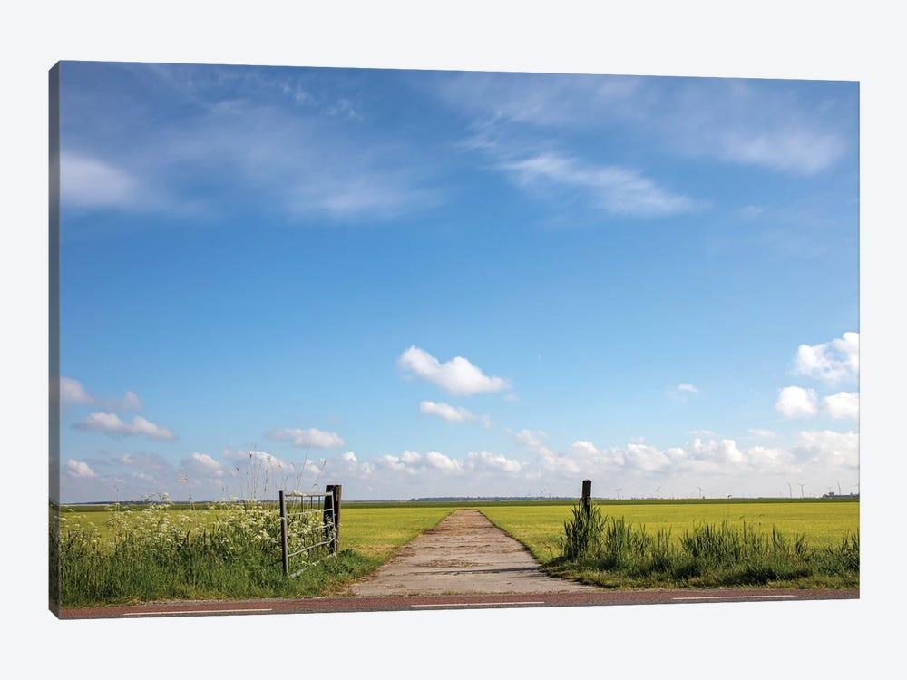On A Sunny Day by Clara Bastian 1-piece Canvas Art Print