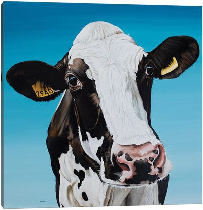 Cow 2940 Canvas Art Print
