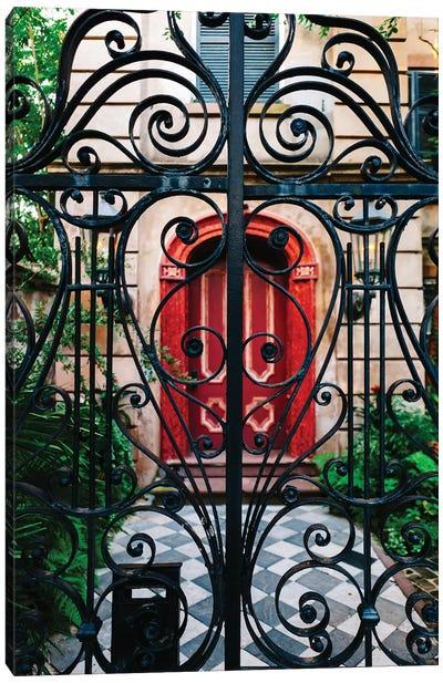 Charleston Architecture LXI Canvas Art Print