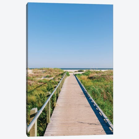 Sullivan's Island XXX Canvas Print #BTY1066} by Bethany Young Canvas Wall Art