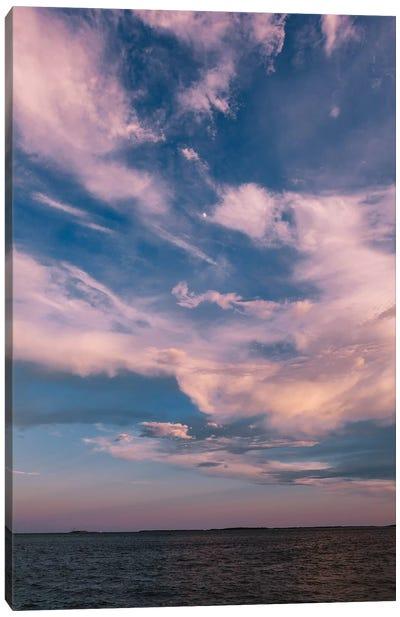 Charleston Sunset IX Canvas Art Print