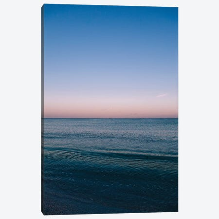 Florida Ocean Sunrise Canvas Print #BTY1102} by Bethany Young Canvas Wall Art