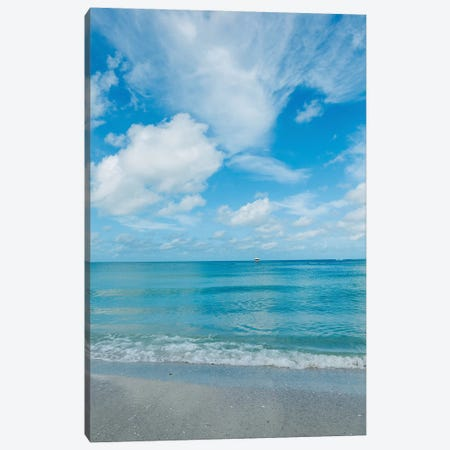 Florida Ocean View II Canvas Print #BTY1103} by Bethany Young Canvas Artwork