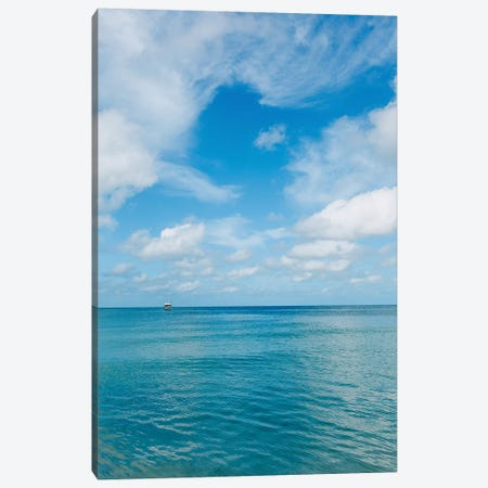 Florida Ocean View III Canvas Print #BTY1104} by Bethany Young Canvas Art Print