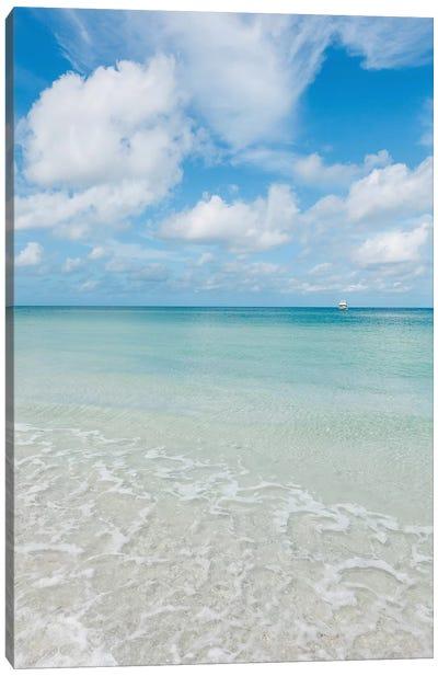 Florida Ocean View VII Canvas Art Print