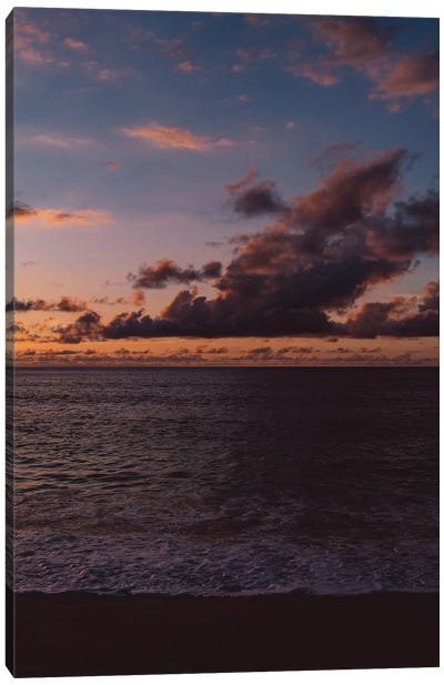 Hawaiian Sunset III Canvas Art Print