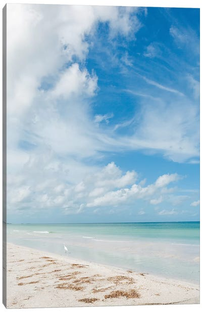 Florida Ocean View X Canvas Art Print