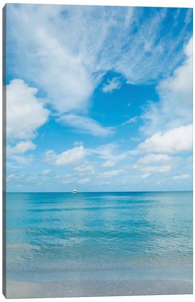 Florida Ocean View Canvas Art Print