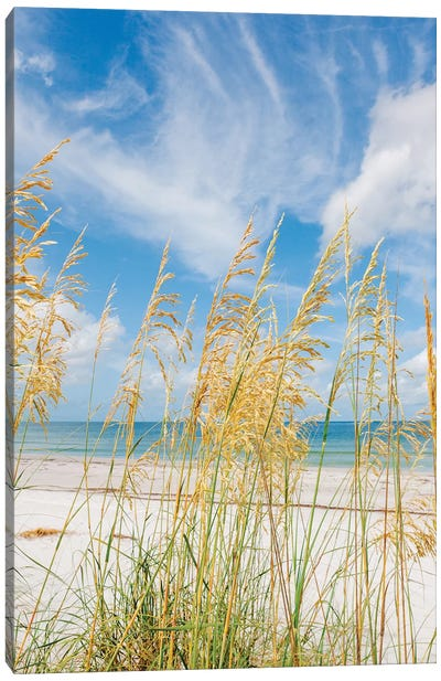 St. Pete Beach Canvas Art Print