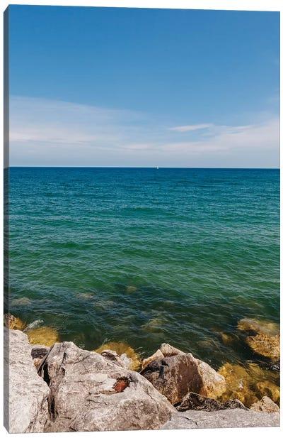 Lake Michigan Canvas Art Print
