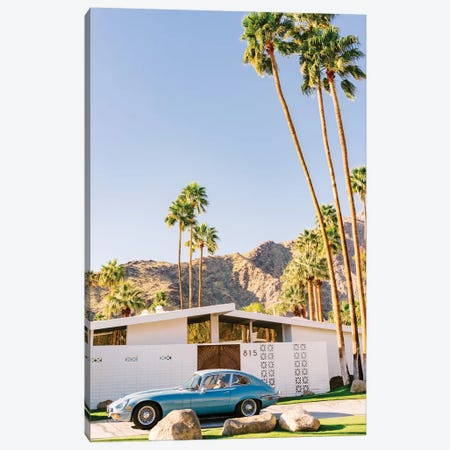Palm Springs Ride VIII Canvas Print #BTY1152} by Bethany Young Art Print