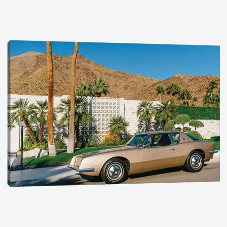 Palm Springs Ride X Canvas Print #BTY1153} by Bethany Young Canvas Print