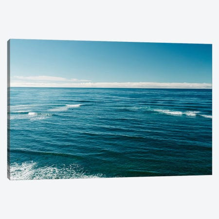Sunset Cliffs Surfers IV Canvas Print #BTY1160} by Bethany Young Canvas Art