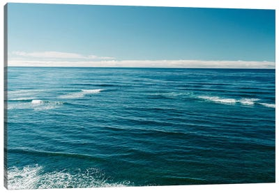 Sunset Cliffs Surfers IV Canvas Art Print