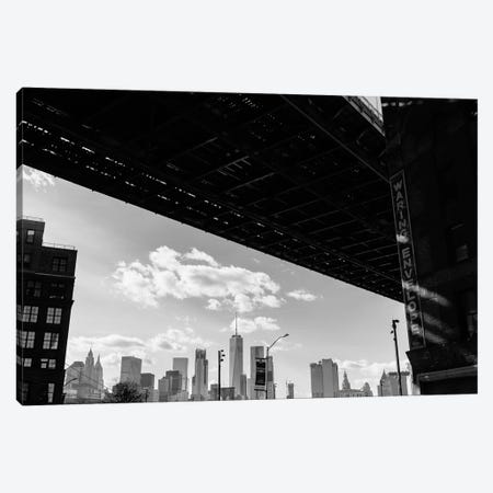 Dumbo Brooklyn IV Canvas Print #BTY1168} by Bethany Young Canvas Wall Art