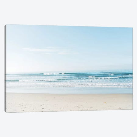 California Surfing II Canvas Print #BTY116} by Bethany Young Canvas Wall Art