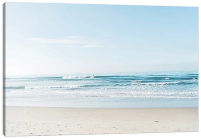 California Surfing II Canvas Art Print