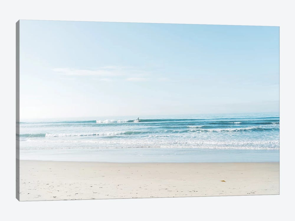 California Surfing II by Bethany Young 1-piece Canvas Wall Art