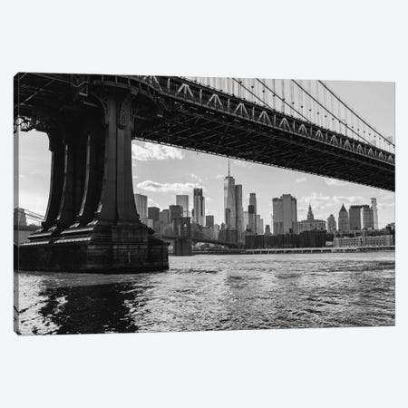 Dumbo Brooklyn VI Canvas Print #BTY1170} by Bethany Young Art Print