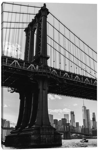 Dumbo Brooklyn VII Canvas Art Print