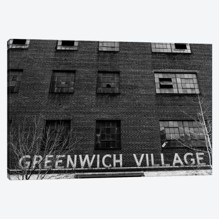 Greenwich Village Garage II Canvas Print #BTY1172} by Bethany Young Canvas Art Print
