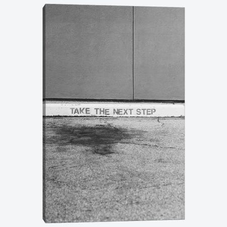 Take The Next Step Canvas Print #BTY1207} by Bethany Young Canvas Artwork