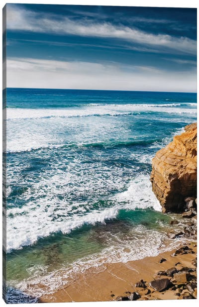 Sunset Cliffs II Canvas Art Print