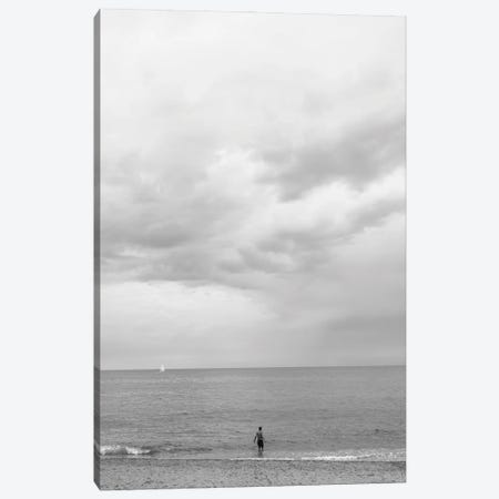 Barcelona Coast Canvas Print #BTY1259} by Bethany Young Canvas Art