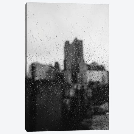 Brooklyn Rain Canvas Print #BTY127} by Bethany Young Canvas Art Print